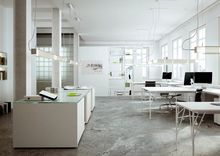 design-kantoor-wit